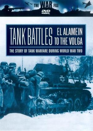 Rent Tank Battles: El Alamein to the Volga Online DVD Rental