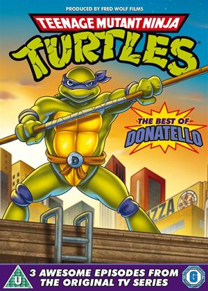 Rent Teenage Mutant Ninja Turtles: Best of Donnatello Online DVD Rental