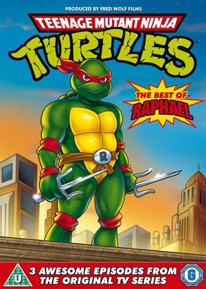 Teenage Mutant Ninja Turtles: Best of Raphael Online DVD Rental