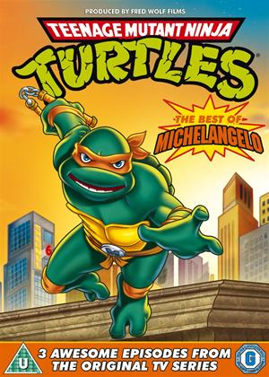 Teenage Mutant Ninja Turtles: Best of Michelangelo Online DVD Rental
