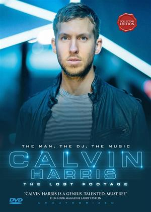 Rent Calvin Harris: The Lost Footage Online DVD Rental