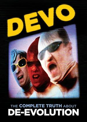 Devo: The Complete Truth About De-Evolution Online DVD Rental