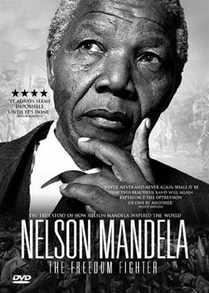Nelson Mandela: The Freedom Fighter Online DVD Rental