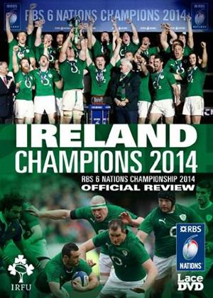 RBS Six Nations: 2014: Ireland Champions Online DVD Rental