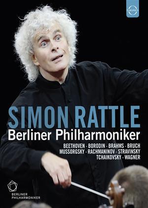 Rent Simon Rattle: Berliner Philharmoniker Online DVD Rental
