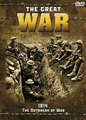 The Great War: 1914: The Outbreak of War Online DVD Rental