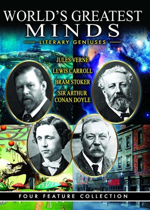 The World's Greatest Minds: Literary Geniuses Online DVD Rental