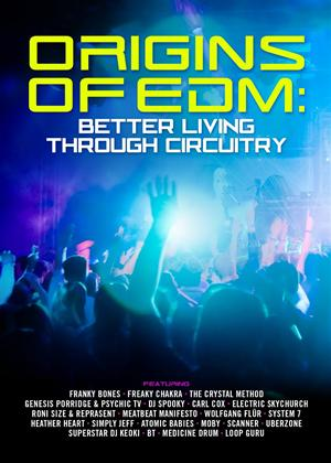 Origins of EDM: Better Living Through Circuitry Online DVD Rental