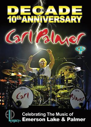 Rent Carl Palmer: Decade: Celebrating the Music of ELP Online DVD Rental