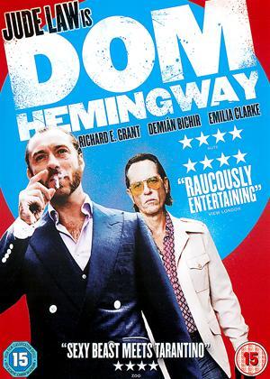 Dom Hemingway Online DVD Rental