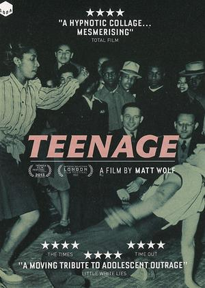 Teenage Online DVD Rental