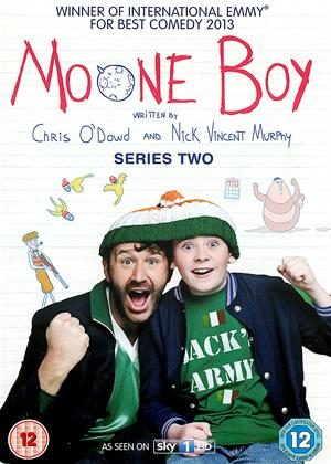 Rent Moone Boy: Series 2 Online DVD Rental