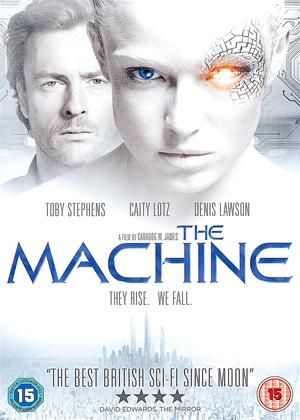 Rent The Machine Online DVD Rental