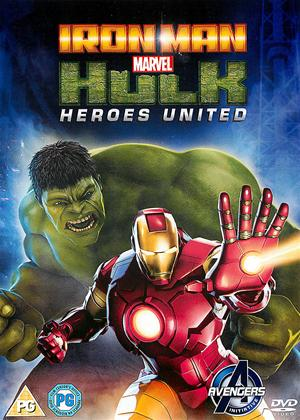 Iron Man and Hulk: Heroes United Online DVD Rental