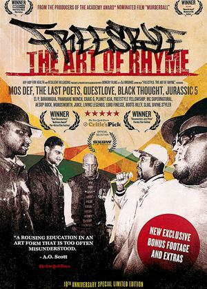 Rent Freestyle: The Art of Rhyme Online DVD Rental