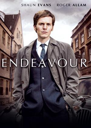 Endeavour Online DVD Rental