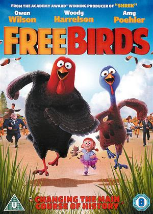 Rent Free Birds Online DVD Rental