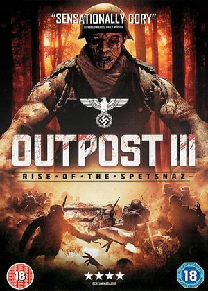 Rent Outpost: Rise of the Spetsnaz Online DVD Rental