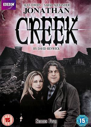 Jonathan Creek: Series 5 Online DVD Rental