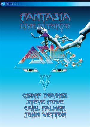 Asia: Fantasia: Live in Tokyo Online DVD Rental