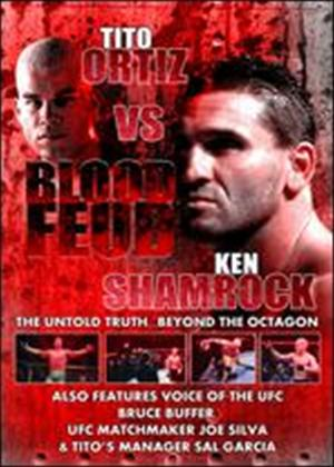 Rent Blood Feud: Tito Ortiz vs. Ken Shamrock Online DVD Rental