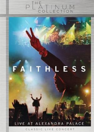 Faithless: Live at Alexandra Palace Online DVD Rental