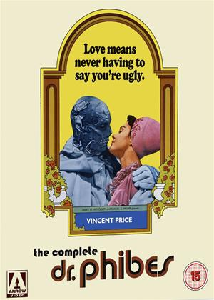 Rent The Complete Dr. Phibes Online DVD Rental