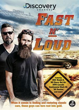 Fast N' Loud: Series 1 Online DVD Rental