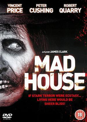 Madhouse Online DVD Rental