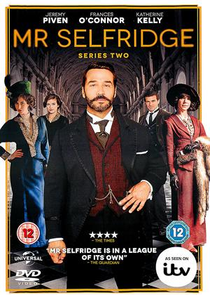 Mr Selfridge: Series 2 Online DVD Rental