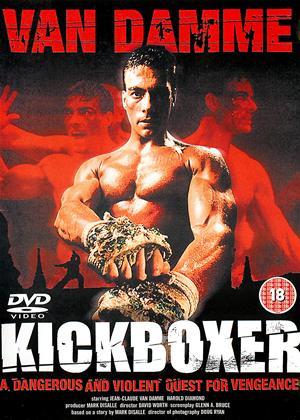Kickboxer Online DVD Rental
