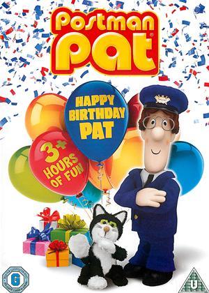 Postman Pat: Happy Birthday Pat Online DVD Rental