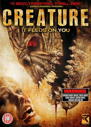 Rent Creature Online DVD Rental
