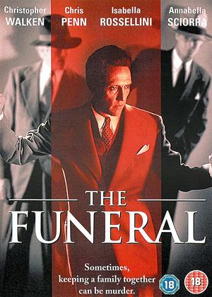 Rent The Funeral Online DVD Rental