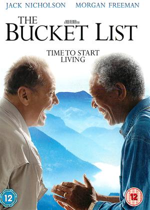 The Bucket List Online DVD Rental