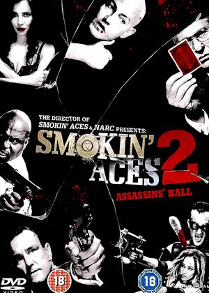 Smokin' Aces 2: Assassin's Ball Online DVD Rental