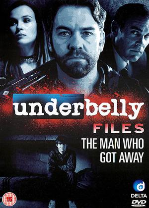 Underbelly Files: The Man Who Got Away Online DVD Rental