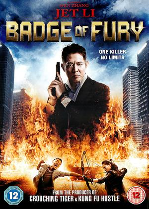 Badge of Fury Online DVD Rental