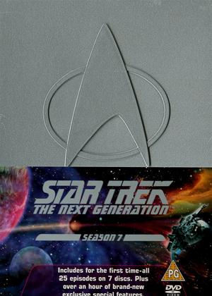 Star Trek: The Next Generation: Series 7 Online DVD Rental