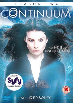 Continuum: Series 2 Online DVD Rental
