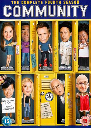 Community: Series 4 Online DVD Rental