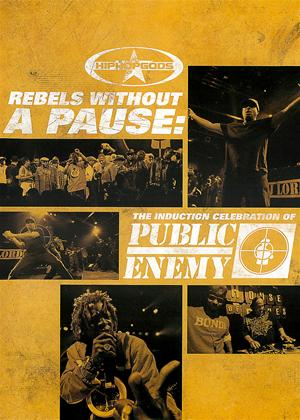 Rebels Without a Pause: The Induction Celebration of Public Enemy Online DVD Rental