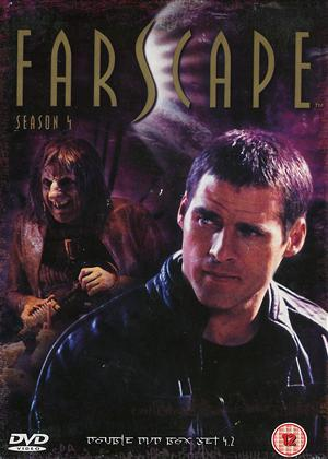Farscape: Series 4: Parts 3 and 4 Online DVD Rental
