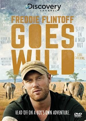 Rent Freddie Flintoff Goes Wild Online DVD Rental
