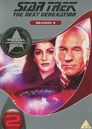 Rent Star Trek: The Next Generation: Series 2 Online DVD Rental