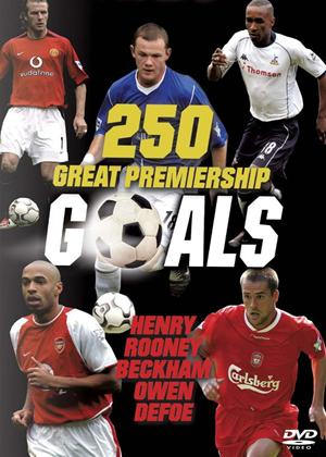 250 Greatest Goals Online DVD Rental