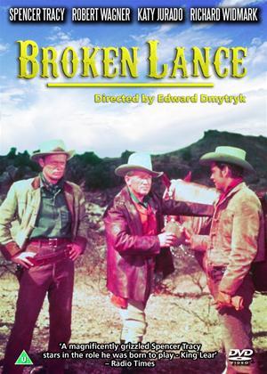 Broken Lance Online DVD Rental