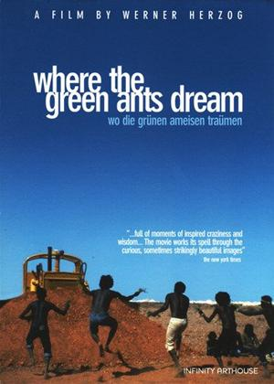 Rent Where the Green Ants Dream Online DVD Rental