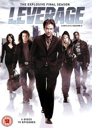 Leverage: Series 5 Online DVD Rental