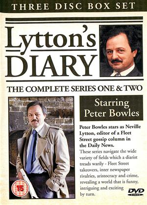 Lytton's Diary: Series Online DVD Rental